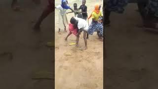 WWE young superstars of Ghana