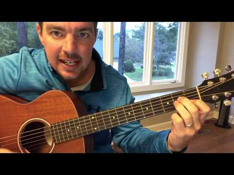You Say | Lauren Daigle | Beginner Guitar Lesson | Matt McCoy