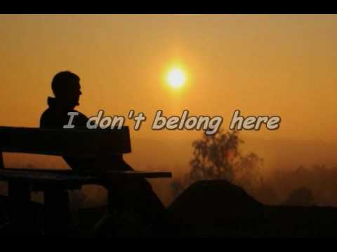 Emil Bulls - I Don't Belong Here (with Lyrics)