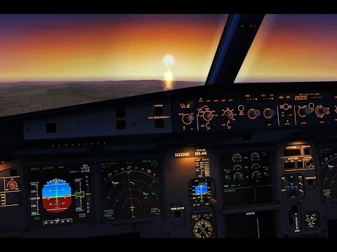 FSX/ IVAO: [Full ATC Comm] Bulgarian air charter from Burgas to Sofia with A320