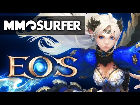 Massively Multiplayer Online Role-Playing Game • Echo of Soul Gameplay Deutsch