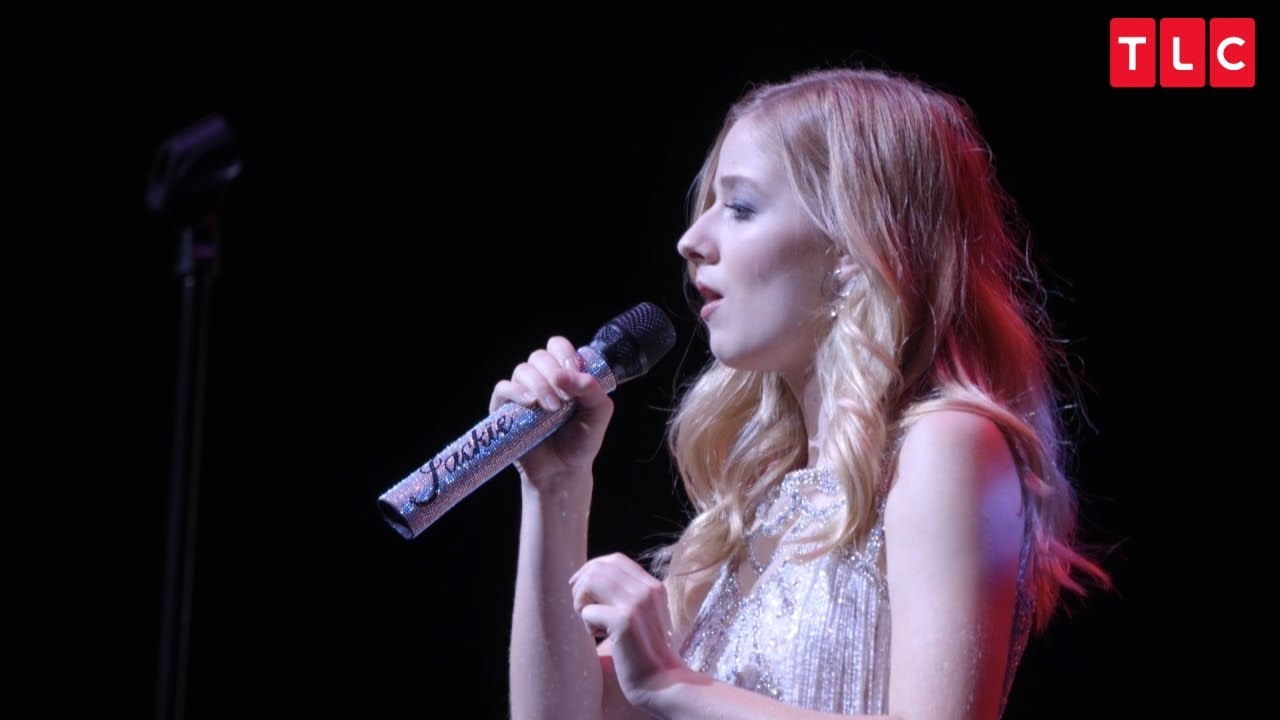 See Why Jackie Evancho Is At Home Singing On Stage ...