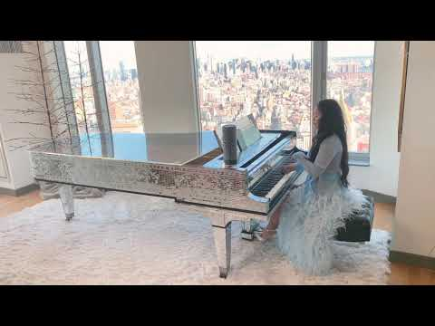 Thank U, Next Video - Ariana Grande Piano Cover (LIBERACE Piano)