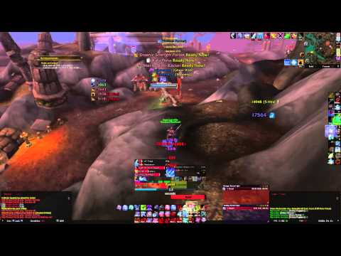 Alliance Ashran Rescue Operation Strategy and Side Tactic
