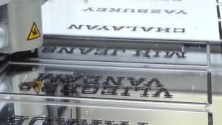 ZUND G3 XL 3200 PLEKSİ KESİM