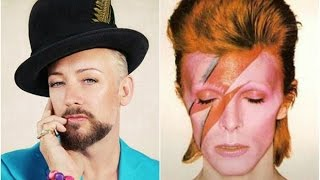 Culture Club cover David Bowie - Starman LIVE I Heart Radio 80's party