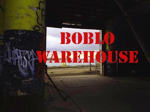 Exploring the  Boblo island abandoned warehouse creepy home-less shelter found (Detroit ruins EP.2)