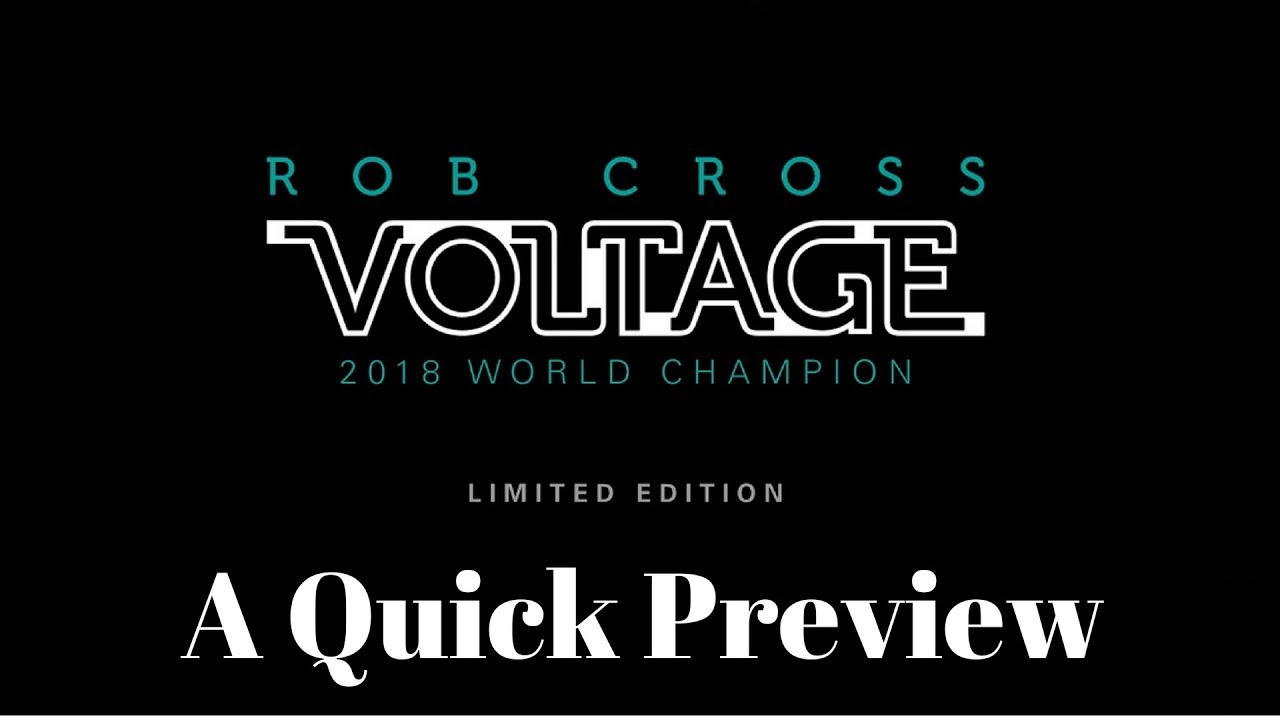 Target Rob Cross 2018 World Champion Limited Edition Darts A Quick Preview 93d27da10e