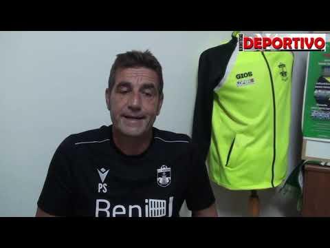 Vídeo entrevista a Pepe Soler, entrenador del Primer Equipo del CF Benidorm