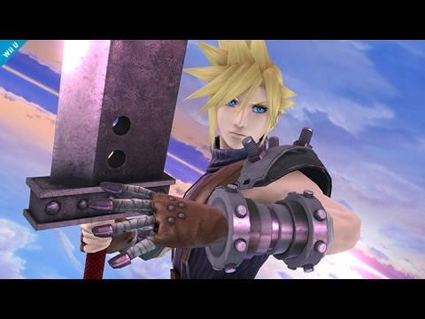 Top 10 Cloud Combos - Super Smash Bros for Wii U
