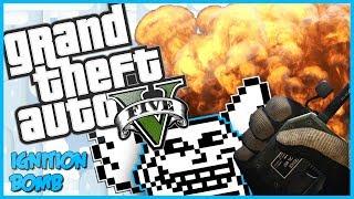 GTA 5 Ignition Bomb Trolling! #2