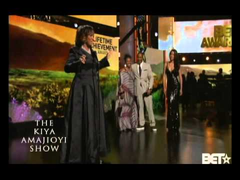 BET Award Highlights 2011