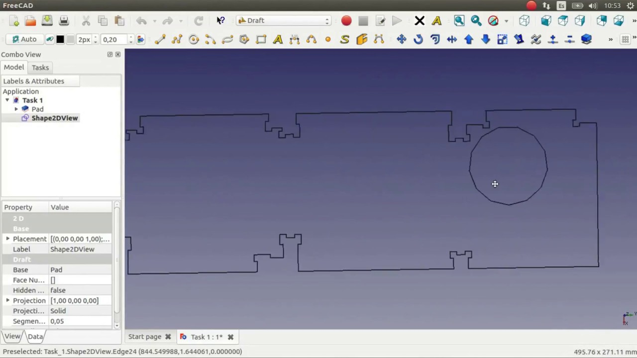 How to export DXF files for cutting in FreeCAD 0 16