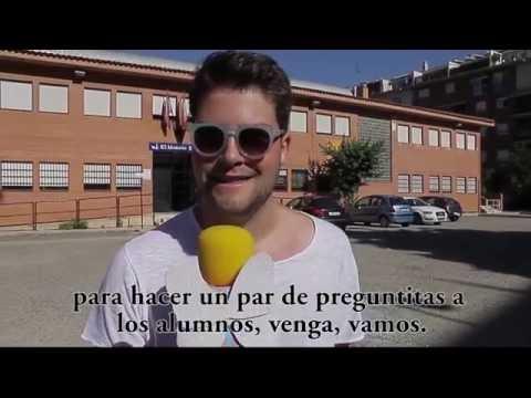 Video de Graduación de 2º de bachillerato. IES Mariano Baquero