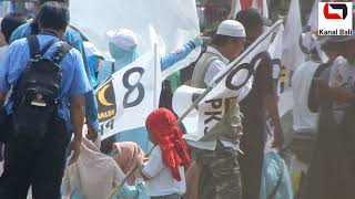 Kampanye Prabowo di Bali Libatkan Anak Anak