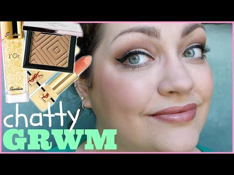 Chatty Get Ready With Me #16 | Playing w/NEW MAKEUP!!