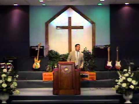 Pastor Angel Maestre hablando de la Gloria de Dios - 1 / 2