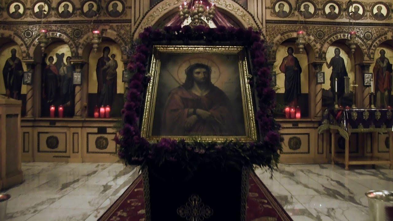 Holy Week ✝ Holy Monday ✝ Archangel Michael Church ✝ Greek Orthodox