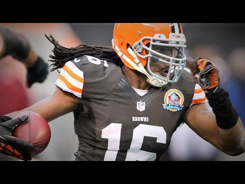 """Josh Cribbs Is My Savior!!"" 