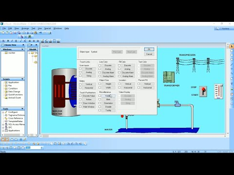 SCADA System for Nuclear power plant