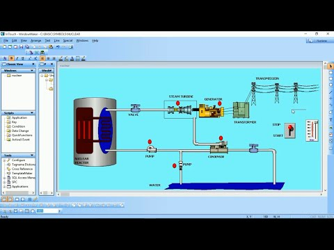 SCADA System for Nuclear power plant | Popular SCADA videos