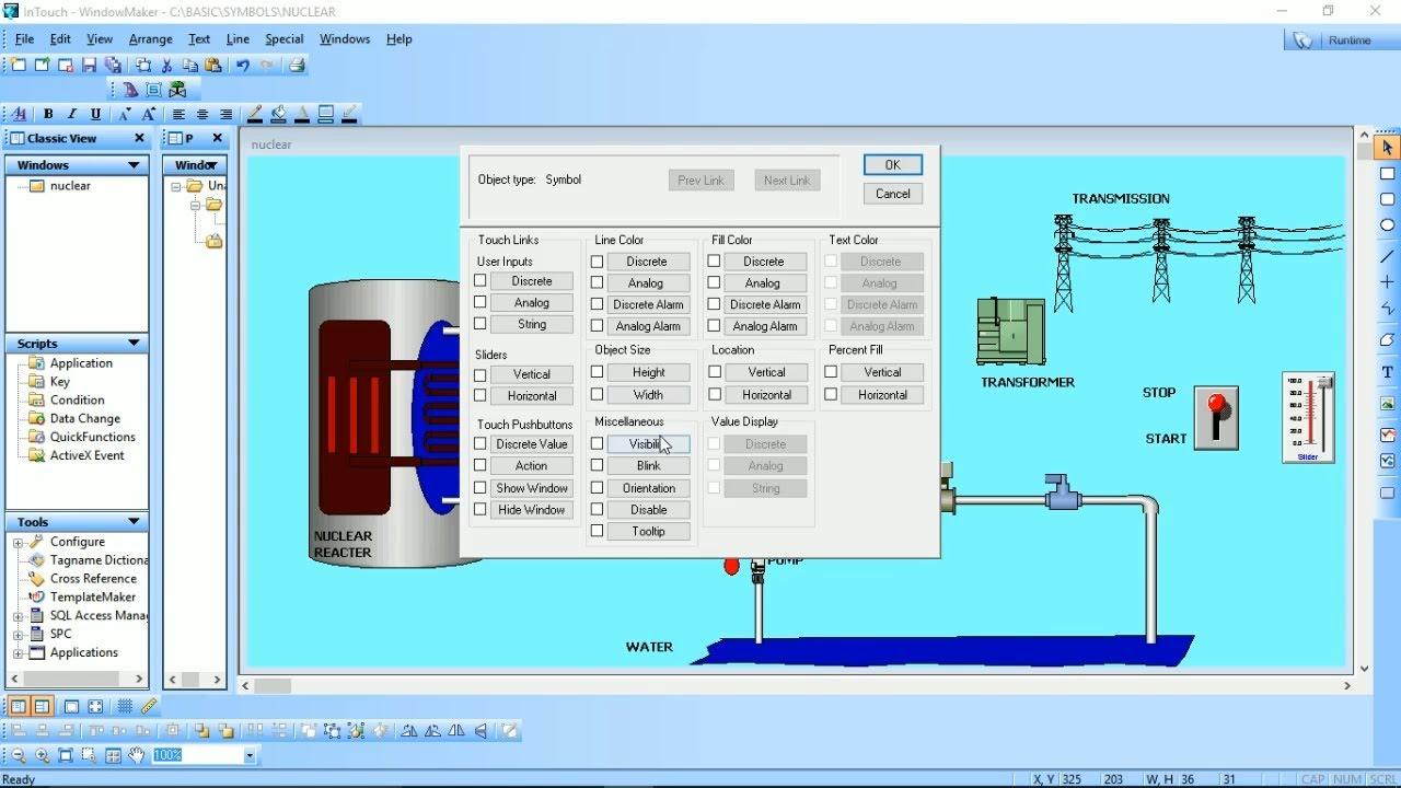 Scada Electrical Energy : Scada system for nuclear power plant popular