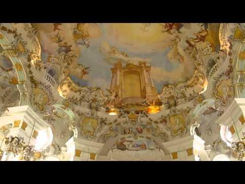 Wieskirche im Algäu.