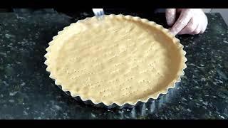 Torta de Limão   Passo a passo