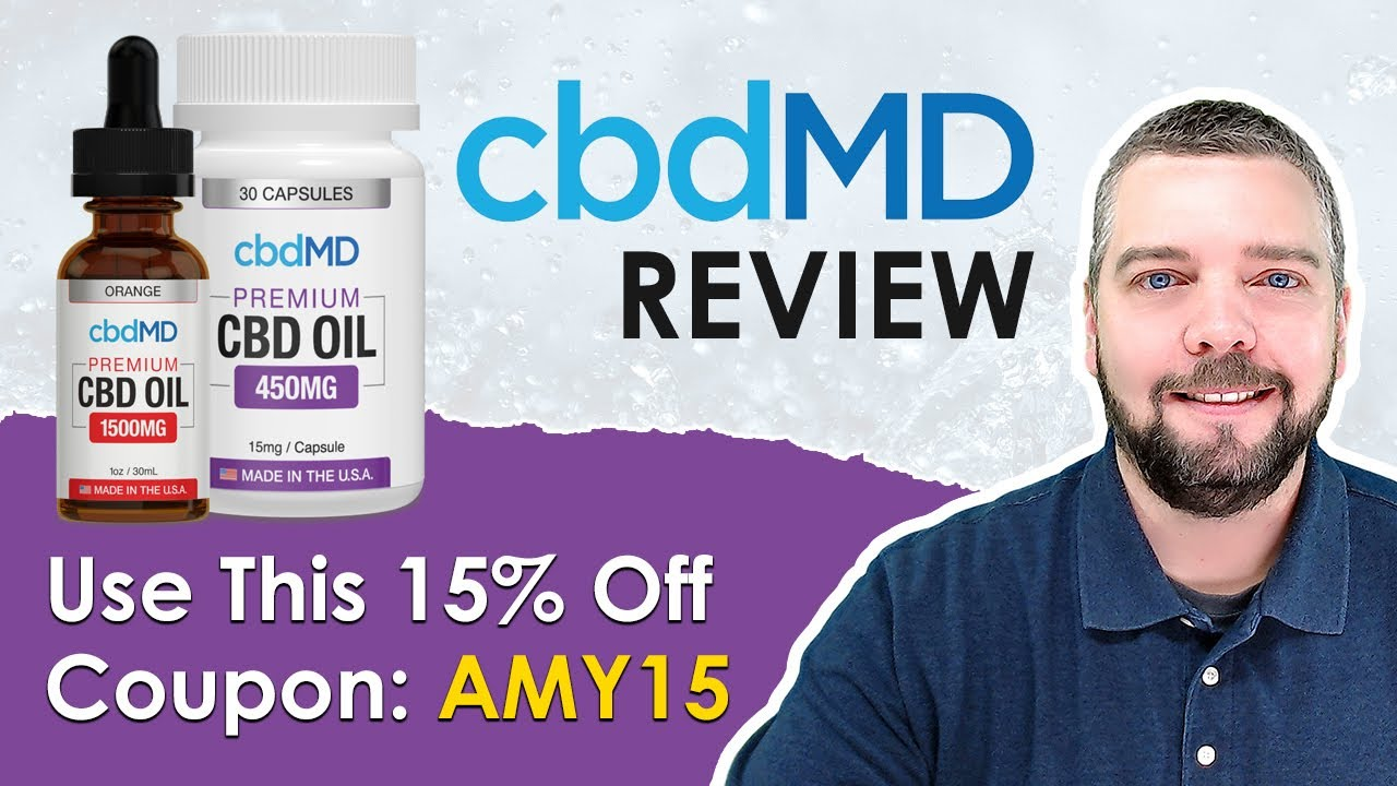 cbdMD Review - CBD Informer