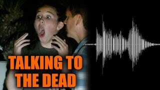 Talking To The Dead Prank!