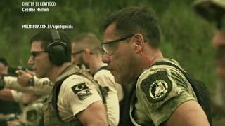 Papo de Polícia, 6º Temporada. EP: 01 - G.E.R. (Grupo Especial de Reação)