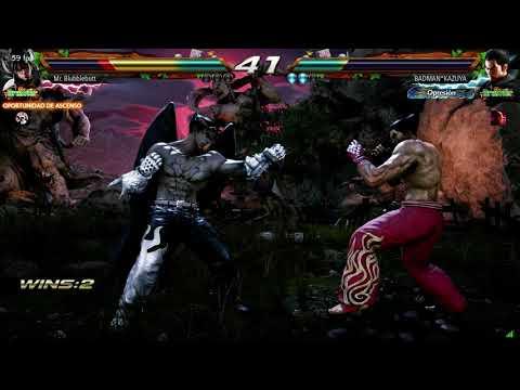 Tekken 7 N00b Devil Jin Vs Kazuya 300 Wins Youtube