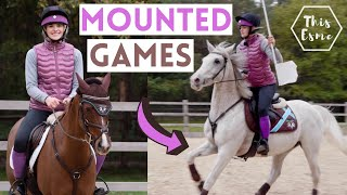 Mounted Games Challenge Esme AD | This Esme