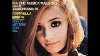 Raffaella Carrà - Ma che musica maestro