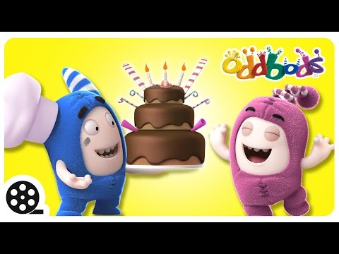 Cartoon | Oddbods' BIRTHDAY BASH | Funny Cartoons For Children