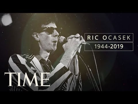 Rocker Ric Ocasek, The Frontman Of The Cars, Has Died At 75   TIME