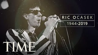 Rocker Ric Ocasek, The Frontman Of The Cars, Has Died At 75 | TIME