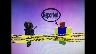 Roblox-o mega Fun Obby-eu tenho relatado para dizer ahhhh no chat-Episódio 3