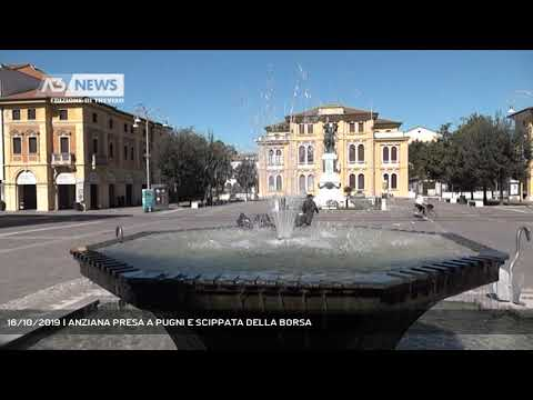 16/10/2019 | ANZIANA PRESA A PUGNI E SCIPPATA DELL...