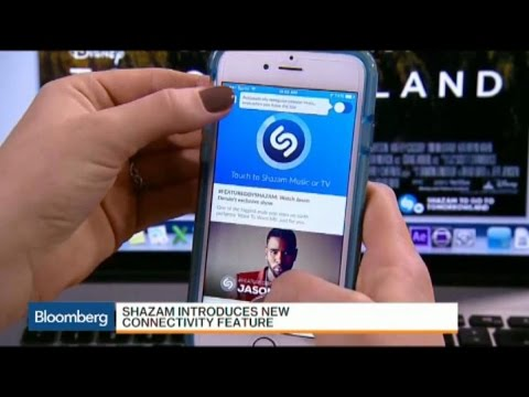 Shazam Is Switzerland in Music Streaming Wars: CEO Riley