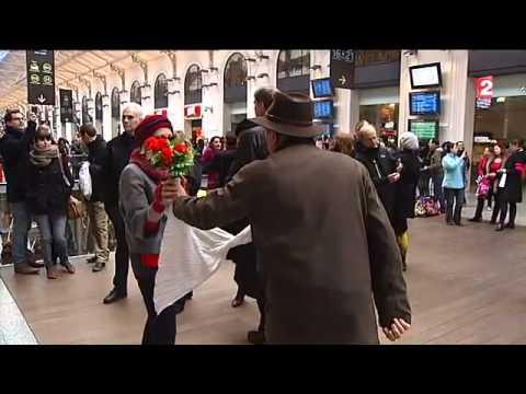 """""""La France qui danse"""" le feuilleton JT13h du 8 février 2012"""