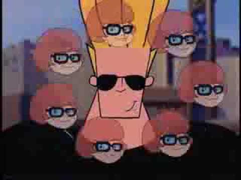 Cartoon Network Mole Johnny Bravo for Velma