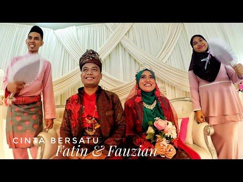 CINTA BERSATU by Liyana Jasmay | Walimah Fatin & Fauzian
