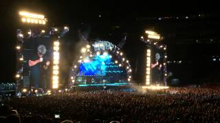 "AC/DC   ""For Those About to Rock (We Salute You)"" Gillette Stadium August 22, 2015"