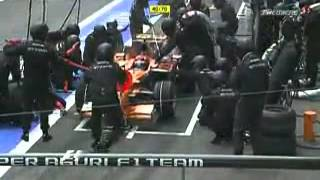 Albers accident France 2007 2
