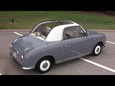 What The *bleep* Is A Nissan Figaro?
