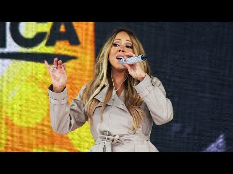 5 Times Mariah Carey sounded BETTER in rehearsals than live!
