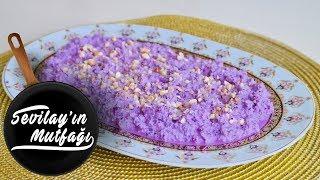 Yoğurtlu Mor Lahana Salatası Nasıl Yapılır? | Mor Lahana Salatası Tarifi