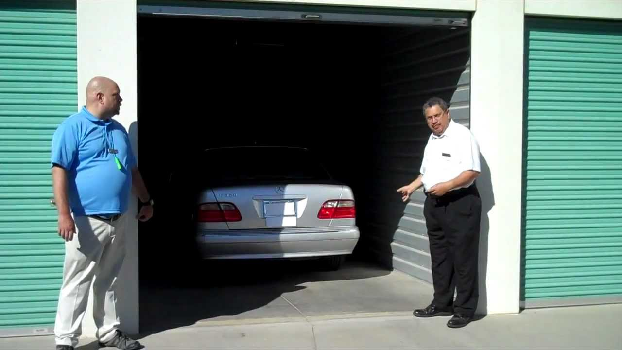 10x25 Drive Up Or In Storage Unit