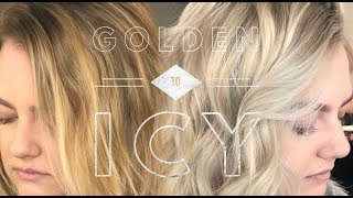 DIFFERENT WAYS TO DO BABYLIGHTS | GOLDEN TO ICY BLONDE